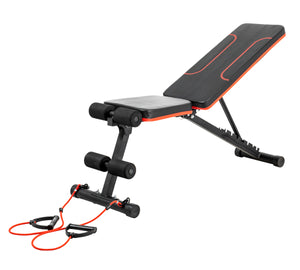 GYM FOLDABLE BENCH SET