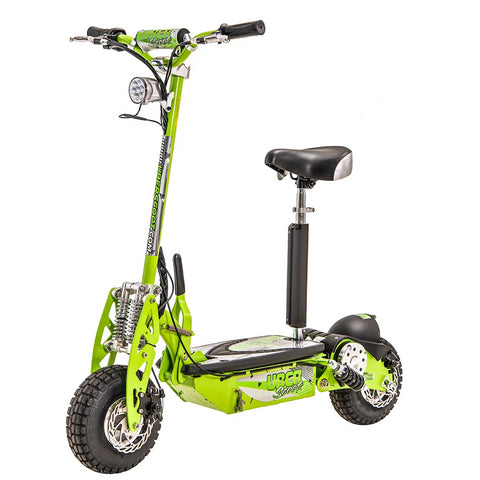 Image of Demo UBER 1000W Sport scooter removable seat