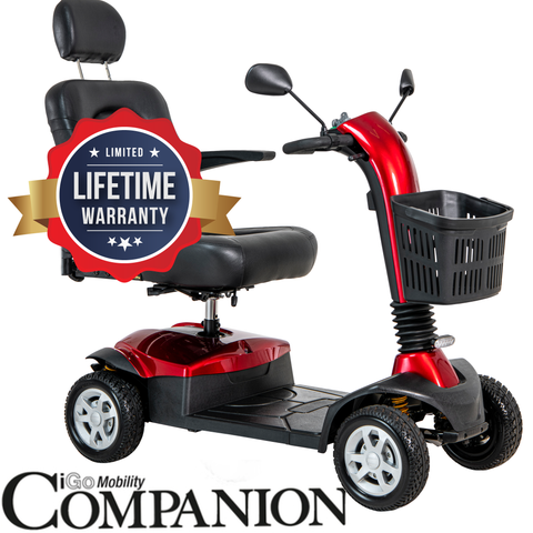 Image of *NEW* iGo Companion Mobility scooter - NAPPI CODE: 243522001