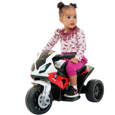 BMW Mini Superbike RR1000 motorised kids ride on- red - SA SCOOTER SHOP