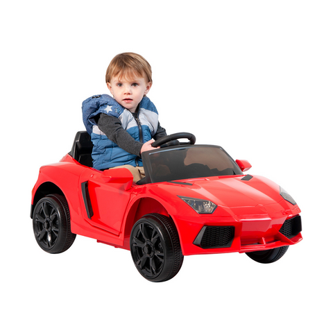 Image of Sporty Lambo Kids electric ride on car