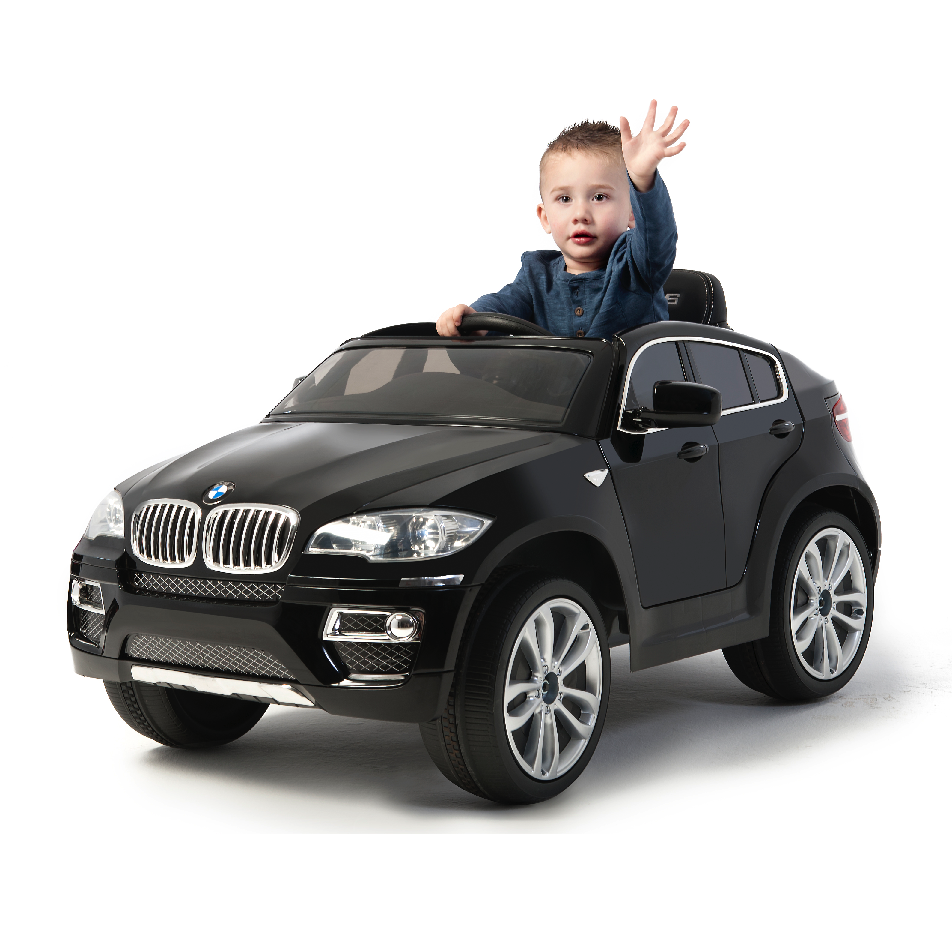 Unusual Items 12v Bmw X6 Ride On Kids Electric Car