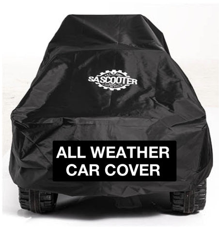 Kids Car Cover - All weather