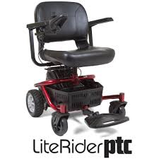 DEMO PTC ELECTRIC WHEELCHAIR - NAPPI 243520*001