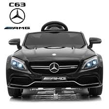 DEMO Mercedes C63 Black