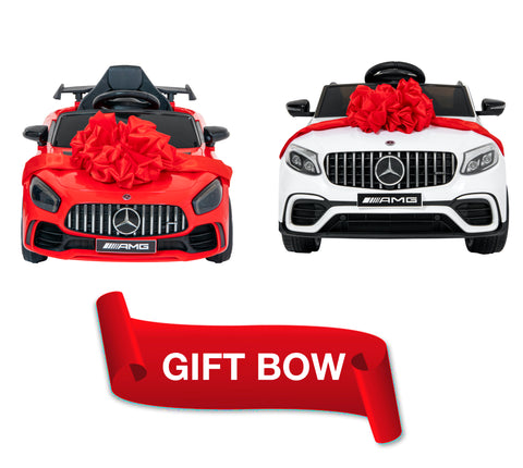 LARGE GIFT RIBBON BOW