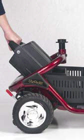 Image of iGo Mobile 4 Mobility scooter- NAPPI CODE: - 243517001