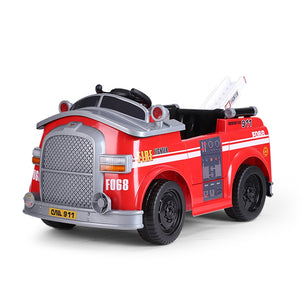 Demo Paw Patrol Fire Truck replica ride on car