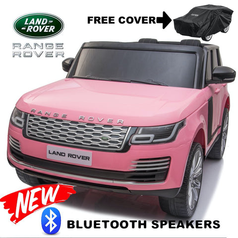 Image of *Limited Edition* Range Rover Sport HSE Pink - The largest kids car available - full spec