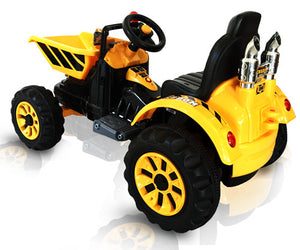 Demo 12V Tipper kids ride on car