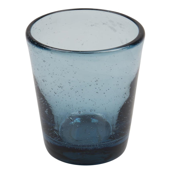 Eightmood Spring Blue Drinking Glass