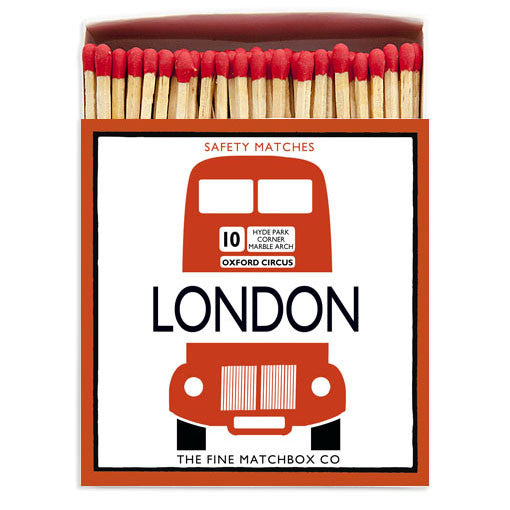 Archivist London Bus Matches