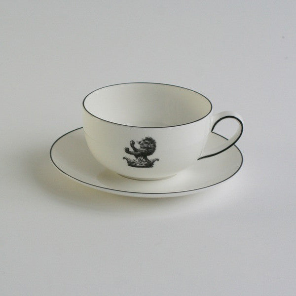 Clavering Heritage Cup and Saucer