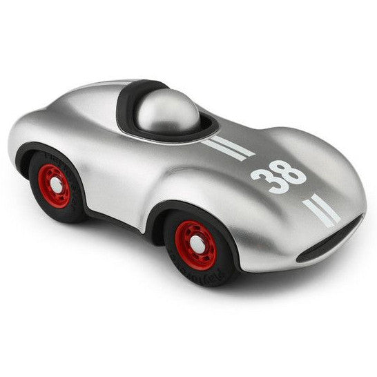 Playforever Speedy Le Mans Silver Car