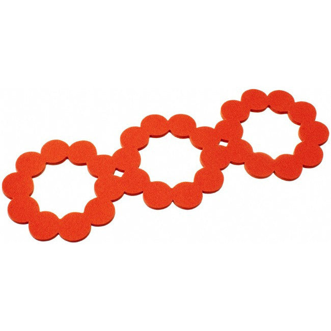 Verso Helmi Medium Rosehip Orange Trivet