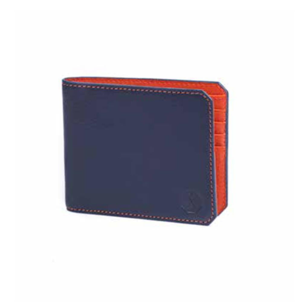 Banvard & James Harrison Wallet, Dark Blue