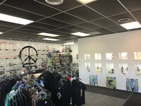 pic of interior of POM South Hill
