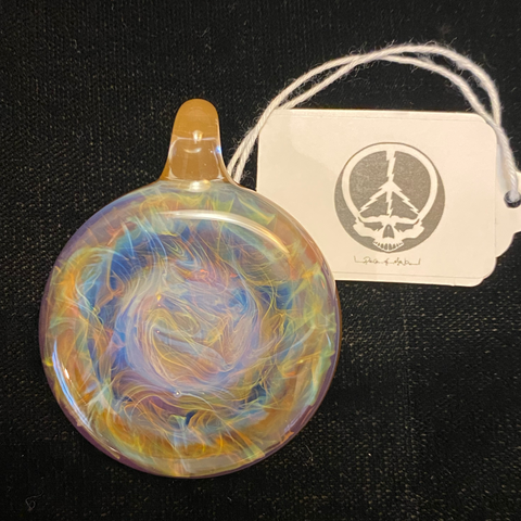 Beer Glass Chaos Pendant #3