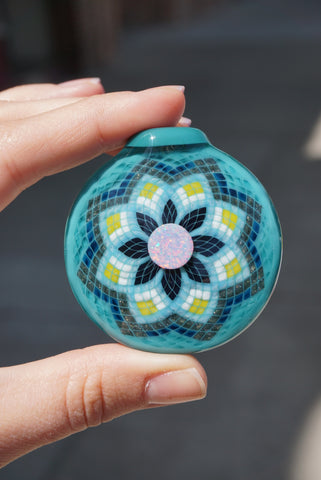 Lagrone Glass Pendant