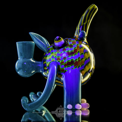 Nick Ashman Blasted Gear Bubbler