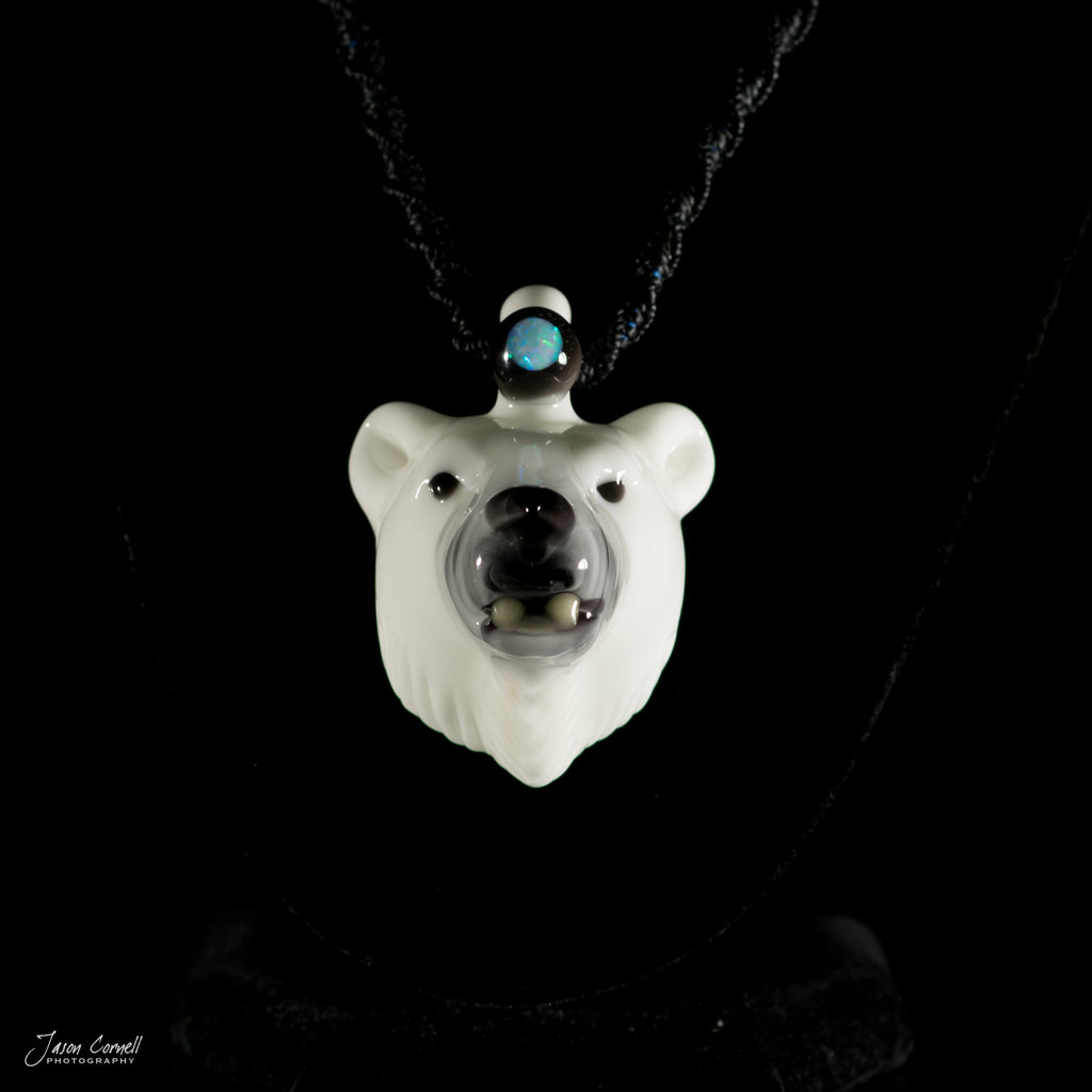 Seath Polar Bear Pendant