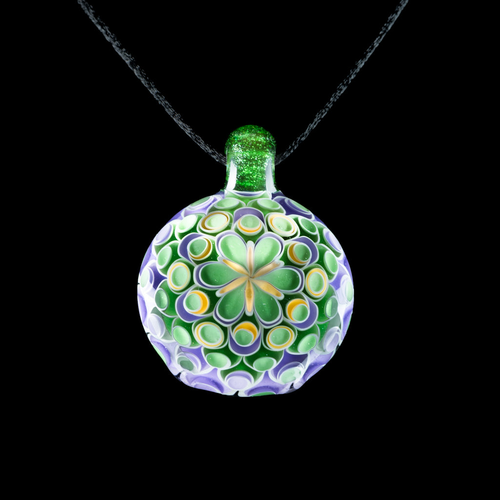 Juju Glass UV Dotstack Pendant