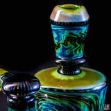 Rad Glass Earth Medicine Bottle #1