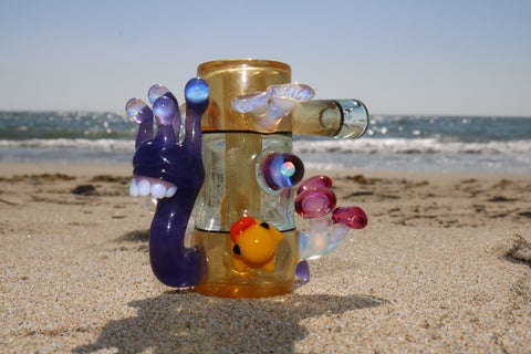 Matt Eskuche water bottle bubbler