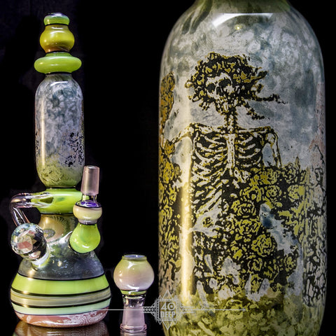 Berzerker GD Bertha Recycler