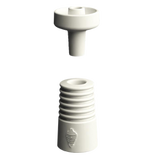 Hive 2 piece domeless nail
