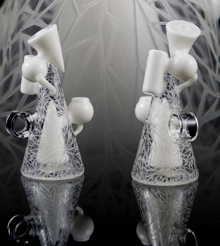 JAG Sandblasted Halo Set