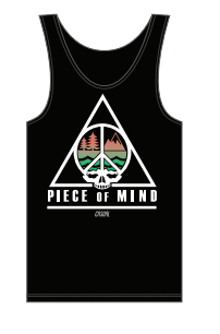 Apparel | Casual Industrees LE Piece of Mind Mountain Tank