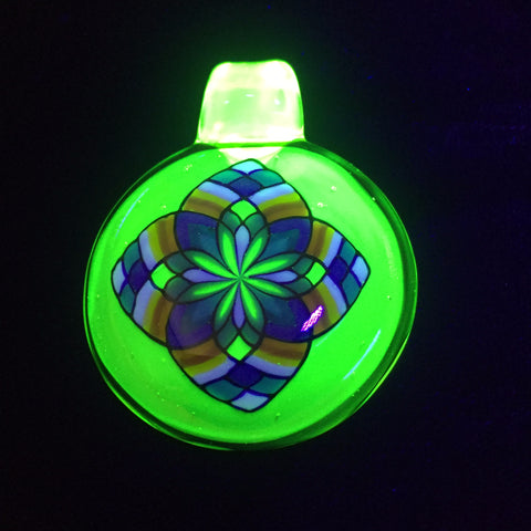LawDawg 2-Sided Pendant