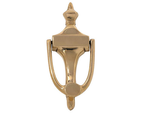 Heritage Hardware 6.88 in. Ravenna Door Knocker