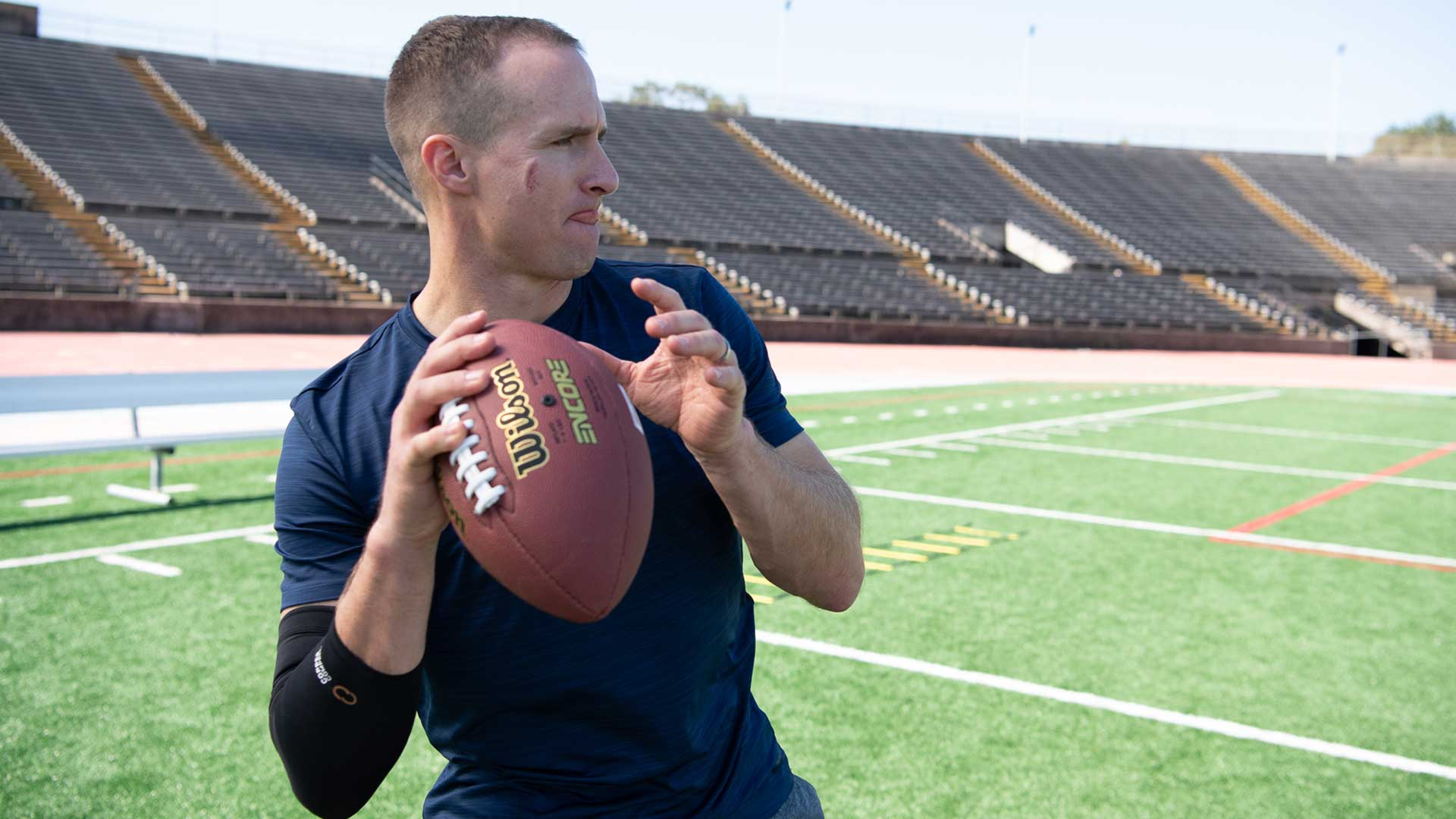 Get To Know Drew Brees