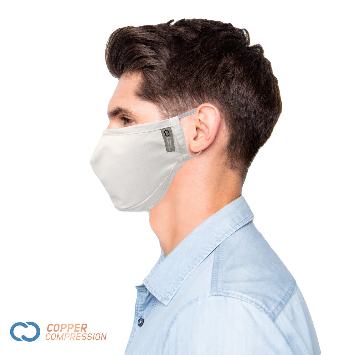 Copper Compression's Revolutionary Face Masks Helping Fight the Battle Against COVID 19