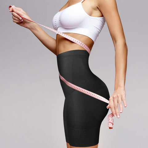 Copper Compression Women's Shapewear Slimming/Minimizing High-Waist Body Shaper