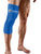 Copper Compression Colored Knee Sleeve in Blue