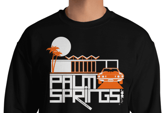Palm Springs Posh Pad Sweatshirt