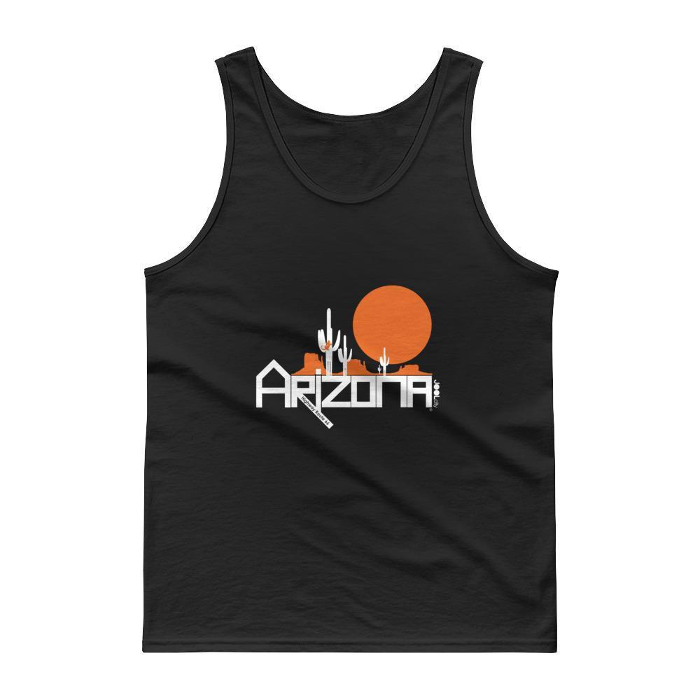 Arizona Cactus Crawlers Men's Tank Top Tank Tops Black / 2XL designed by JOOLcity