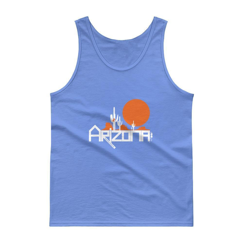 Arizona Cactus Crawlers Men's Tank Top Tank Tops Carolina Blue / 2XL designed by JOOLcity