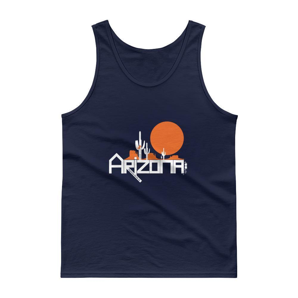 Arizona Cactus Crawlers Men's Tank Top Tank Tops Navy / 2XL designed by JOOLcity