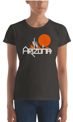 Arizona Cactus Crawlers Women's Short Sleeve T-shirt T-Shirts  designed by JOOLcity