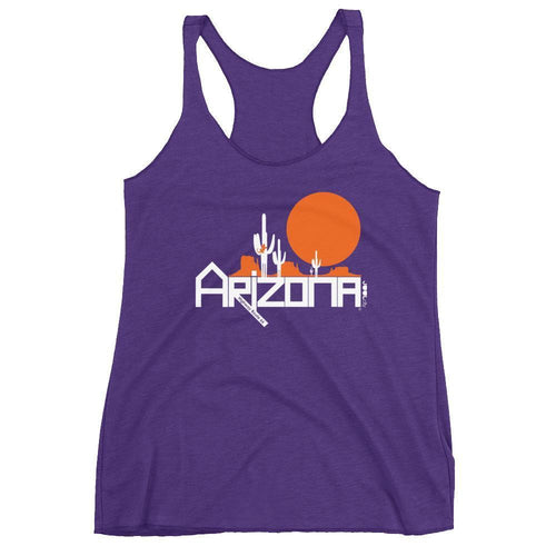 Arizona Cactus Crawlers Women's Tank Top Tank Tops Purple Rush / XL designed by JOOLcity