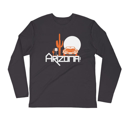 Arizona Cactus Cruise Long Sleeve Men's T-Shirt Long Sleeve Shirts 2XL designed by JOOLcity