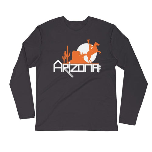 Arizona Cowboy Canyon Long Sleeve Men's T-Shirt Long Sleeve Shirts 2XL designed by JOOLcity