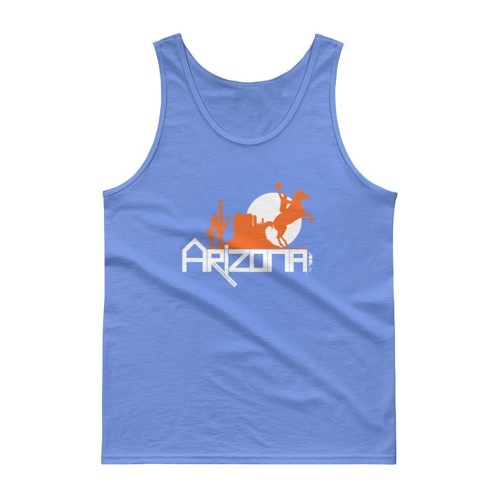 Arizona Cowboy Canyon Men's Tank top Tank Tops Carolina Blue / 2XL designed by JOOLcity