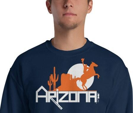 Arizona Cowboy Canyon Sweatshirt Sweatshirts  designed by JOOLcity