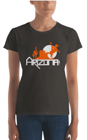 Arizona Cowboy Canyon Women's Short Sleeve T-shirt T-Shirts  designed by JOOLcity