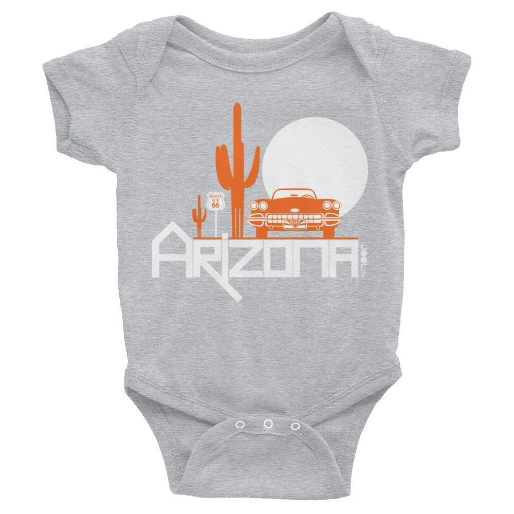 Arizona Desert Ride Baby Onesie
